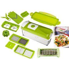 Genius-nicer dicer plus légumes schneider Multi tailleur 12-tlg MINT-vert 33541