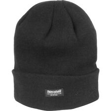 NEW 3M Thinsulate Hat Black Each