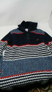 Polaris Industries - Snowmobile Sweater - Size S - Vintage 1970s