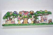 Easter Jubilee Easter Bunny Tree House Nib Vintage Easter Decorations