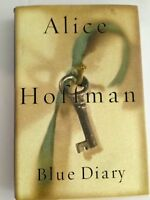 Blue Diary by Alice Hoffman (2001, Hardcover)