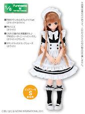 Azone Pureneemo PNM Classical Cafe Maid Set Black x White Momoko Pullip Obitsu