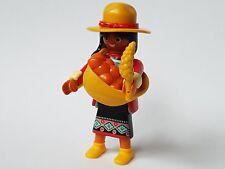Playmobil Sobres Sorpresa Series 11 Chicas Ref 9147 Mujer Campesina, India