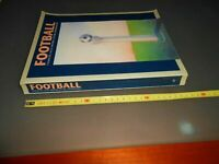 LIBRO: FOOTBALL - I DOMINI DEL CALCIO - ARTIFICIO
