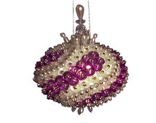 Pinflair Sequin & Pin Christmas Kit - 2 Little Gem Bauble Ornaments