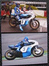 Photo Christian Sarron (FRA) Yamaha OW31 Biker's Classics 2009 Spa-Francorchamps