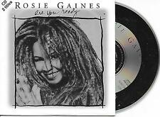 ROSIE GAINES - Are you ready CD SINGLE 2TR EU CARDSLEEVE 1995