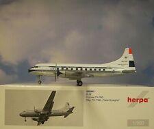 Herpa Wings 1:200  Convair CV-340  KLM  PH-TGD  Pieter Brueghel  559393