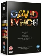 David Lynch Collection 5050582890723 DVD Region 2 P H