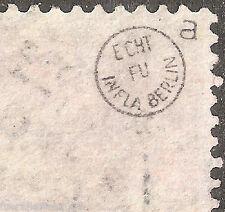 Deutsches Reich MiNr 114 a ° Stempel aus BUNZLAU Schlesien INFLA BERLIN für echt