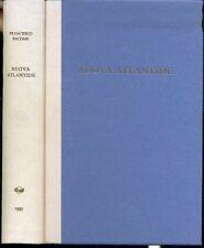 LZ- NUOVA ATLANTIDE NOVA ATLANTIS- FRANCESCO BACONE- BERLUSCONI--- 1995- C-XFS36