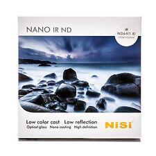 Nisi 100x100mm Nano IR ND64 (1.8) 6 Stop Neutral Density Filter