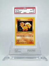PSA 10 GEM MINT 1st Edition Vulpix Shadowless Pokemon 1st Base Set #68/102