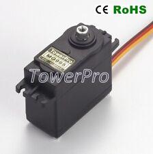 MOTORE GEAR SERVO COMANDO DIGITALE TOWER PRO MG995 (Arduino-Compatibile)