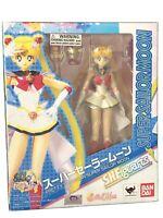 S.H. Figuarts Super Sailor Moon 20th Bandai Toei Anime Action Figure Authentic