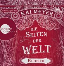 Blutbuch - Seiten der Welt von Kai Meyer Hörbuch