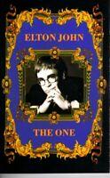 Elton John The One 1992 Hard Classic Rock Roll Cassette Tape Pop