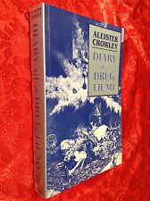 ALEISTER CROWLEY -Diary of a Drug Fiend - Weiser 1997