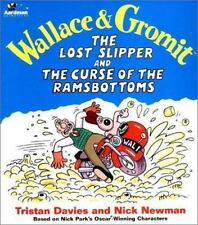 Wallace and Gromit : The Lost Slipper and The Curse of the Ramsbottoms Davies