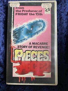 Pre Cert - Pieces - VHS - Avatar