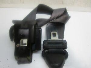 Jeep Wrangler TJ OEM Mopar Driver Seat Belt 1997-2002 Agate Gray Seatbelt 1920