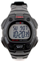 Timex Ironman Classic 30 Lap Full-Size Mens Watch Indiglo Chronograph T5K822
