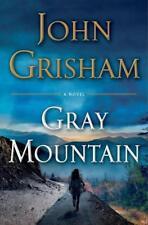 Gray Mountain von John Grisham (2014, Gebundene Ausgabe) Englische Literatur