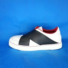 Proenza Schouler Ladies Shoes Sneaker Sports Size 37 White Leather Np 379 New