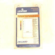 Leviton 600VA Dimmer Switch in White