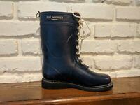 "Ilse Jacobsen ""Rub15"" Mid-Calf Rubber Boot (MSRP $190!!)"