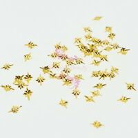 500 Starlight Style Studs Rivets Metallic 3D Design Nail Art Manicure Decoration