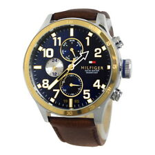 Tommy Hilfiger Brown Mens Analog casual TRENT 1791137