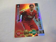 Panini Champions League Super Strikes 09/10 Fernando Torres Limited Edition