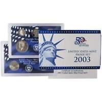 2003 S U.S. Mint Proof Set