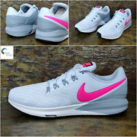 NIKE AIR ZOOM STRUCTURE 22 - Women's Running Shoe - Uk 8.5 Eur 43 - AA1640-402