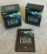 David Attenborough's Life On Land A DVD Encyclopaedia DVD Boxset - Region 2.