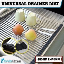 rollamat kitchen sink mat save you benchtop caesar stone granite laminate quartz
