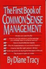 The First Book of Common-Sense Management Diane Tracy Paperback