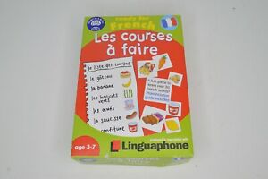 Orchard Toys Ready for French Les Courses a Faire Game 2-4 Players Ages 3-7