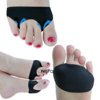 2x Footful Forefoot Metatarsal Ball of Foot Pads Cushion Sore Pain Relief Insole