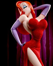 Who Framed Roger Rabbit Jessica Stunning Colour 10x8 Photo