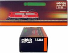 MARKLIN Z SCALE 88381 DB AG Class 139 Electric Freight Engine  Orig Box - C8