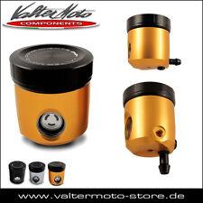 ValterMoto Bremsflüssigkeitsbehälter vorne, DUCATI alle, Brake Oil Tank, Alu