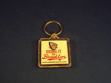 "NETS ""Bring It to Brooklyn"" KEYCHAIN  NBA basketball New York NEW Atlantic Yards"