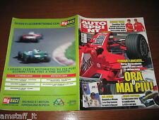 AUTOSPRINT 2006/30=ALEX ZANARDI=MONTOYA NASCAR=WORLD SERIES VETTEL=PANTANO=
