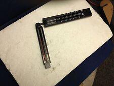 Belart Compact Sling Psychrometer Wet Dry Spirit Hygrometer 615030100 F New