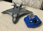 The Avengers Infrared Remote Control QUIN JET - Thinkway Toys, WORKS!!!