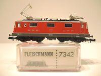 Fleischmann 7342 E-Lok Re 4/4 der SBB-FFS, Porrentruy, Top!! OVP
