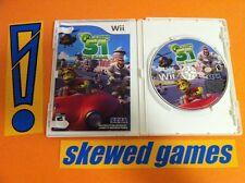 Planet 51 - Wii Nintendo COMPLETE