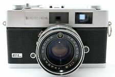 1960`s Konica Ee Matic S 35mm Rangefinder Film Camera Very Good Condition*